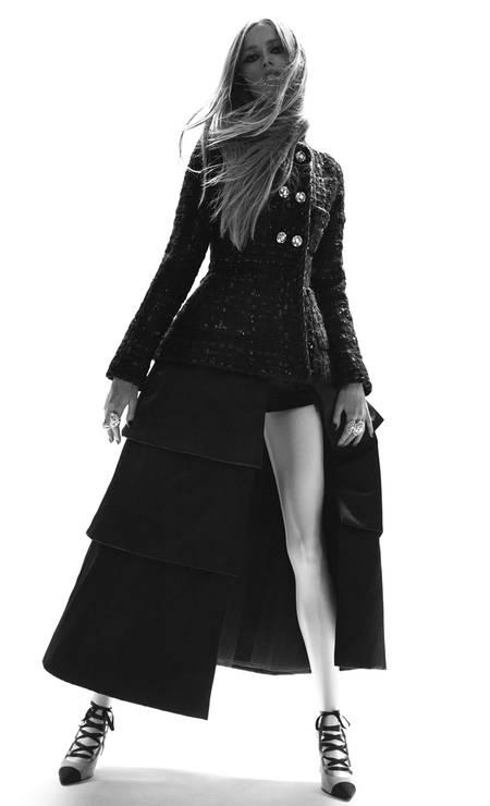 Chanel couture inverno 2020/2021 Foto: Mikael Jansson