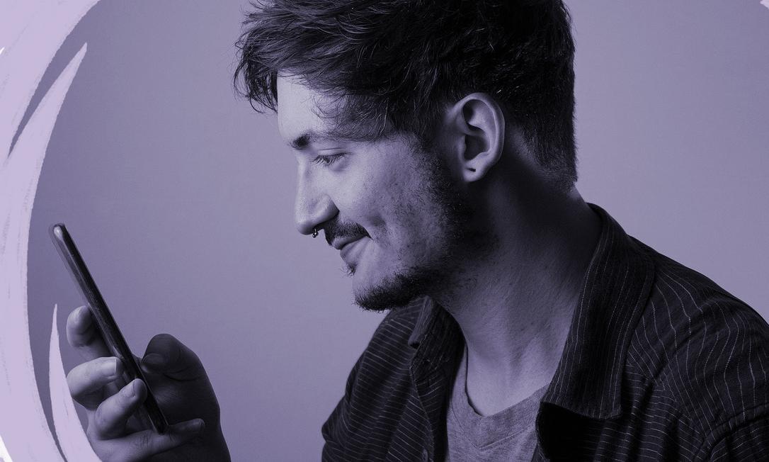 """A partir de prints enviados por homens """"espiões"""", Zanello analisou a misoginia presente nas mensagens trocadas em grupos de Whatsapp masculinos Foto: Arte sobre foto do Pixabay"""