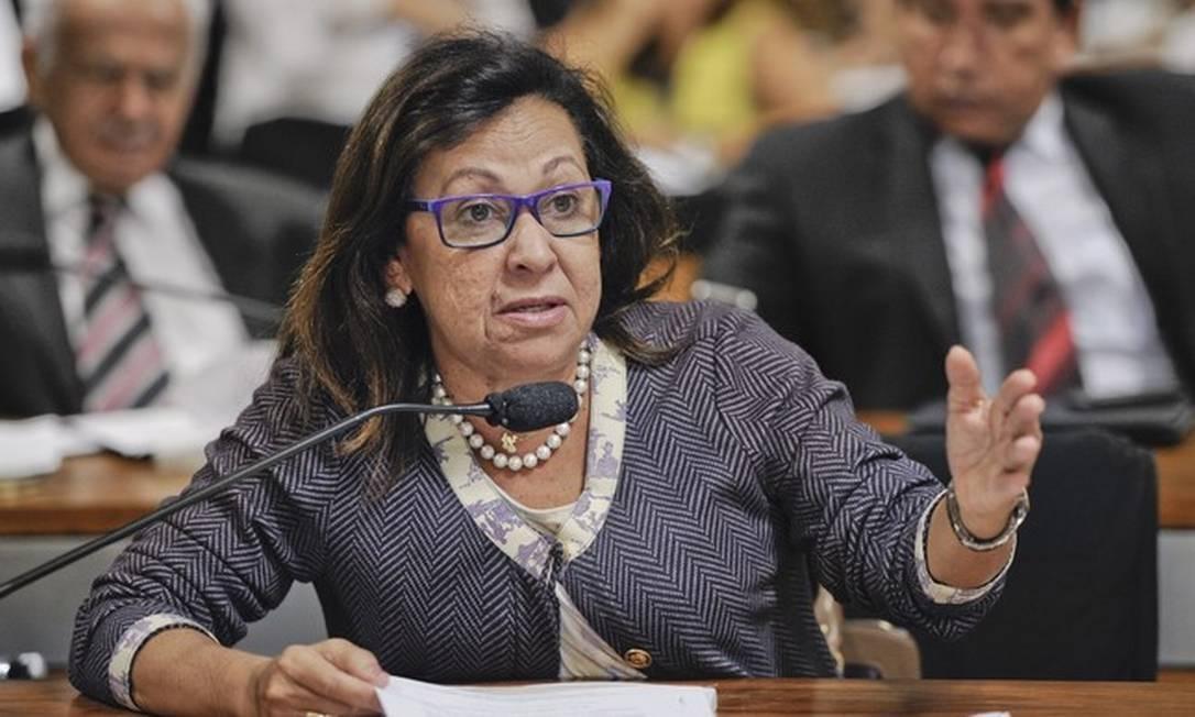 Deputada Lídice da Mata (PSB-BA) Foto: José Cruz/Agência Senado