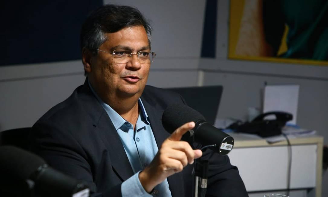 Flávio Dino, governador do Maranhão Foto: Divulgação/Governo do Maranhão