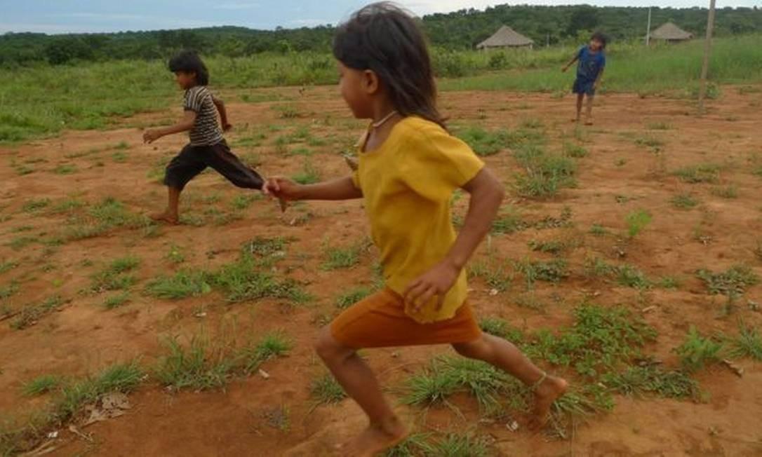 Até agora, 36 índios xavantes morreram de covid-19 desde o início da pandemia Foto: BBC News Brasil
