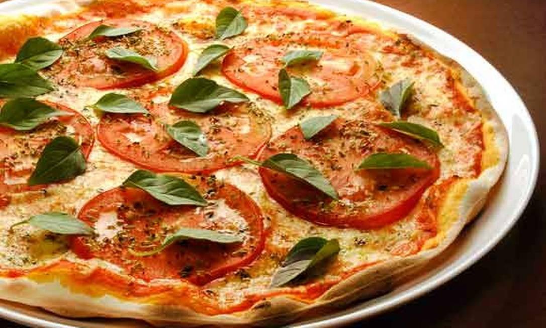 Zona Sul, pizza-margherita, de Piero Cagnin Foto: Divulgação