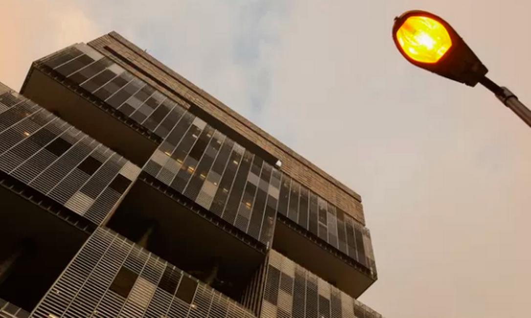 Sede da Petrobras no Rio. Foto: Agência O Globo