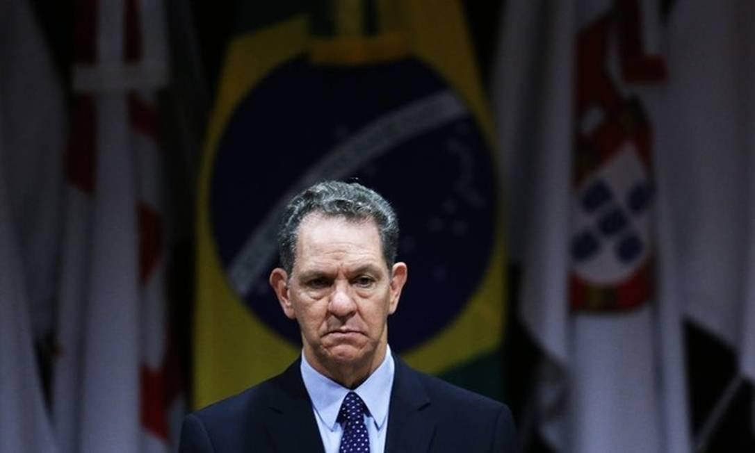 João Otávio Noronha, presidente do Superior Tribunal de Justiça Foto: Ailton de Freitas/Agência O Globo