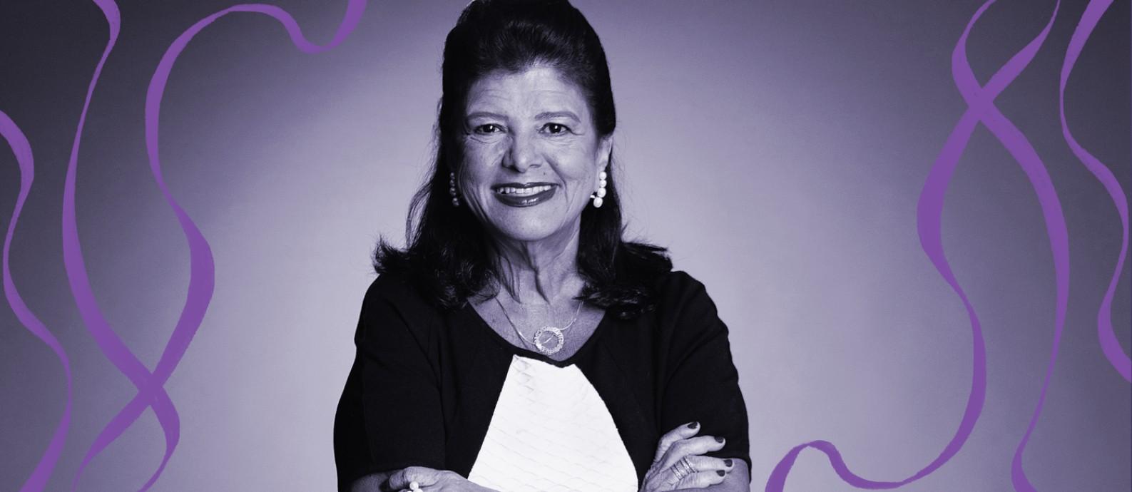 Empresária é uma das principais vozes na defesa da igualdade de gênero no empresariado brasileiro Foto: Divulgação