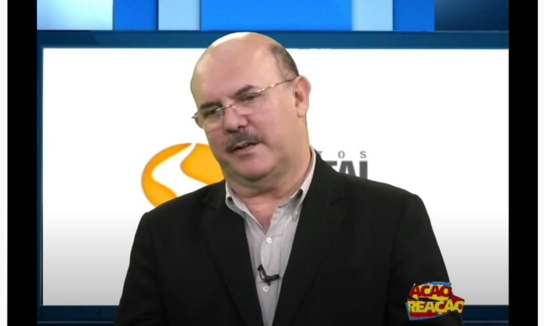 Milton Ribeiro em entrevista concedida em 2013 Foto: Reprodução / YouTube