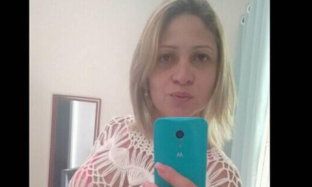 Mulher de Queiroz, Márcia Aguiar também é investigada no inquérito sobre rachadinha no gabinete de Flávio Bolsonaro na Alerj Foto: Reprodução