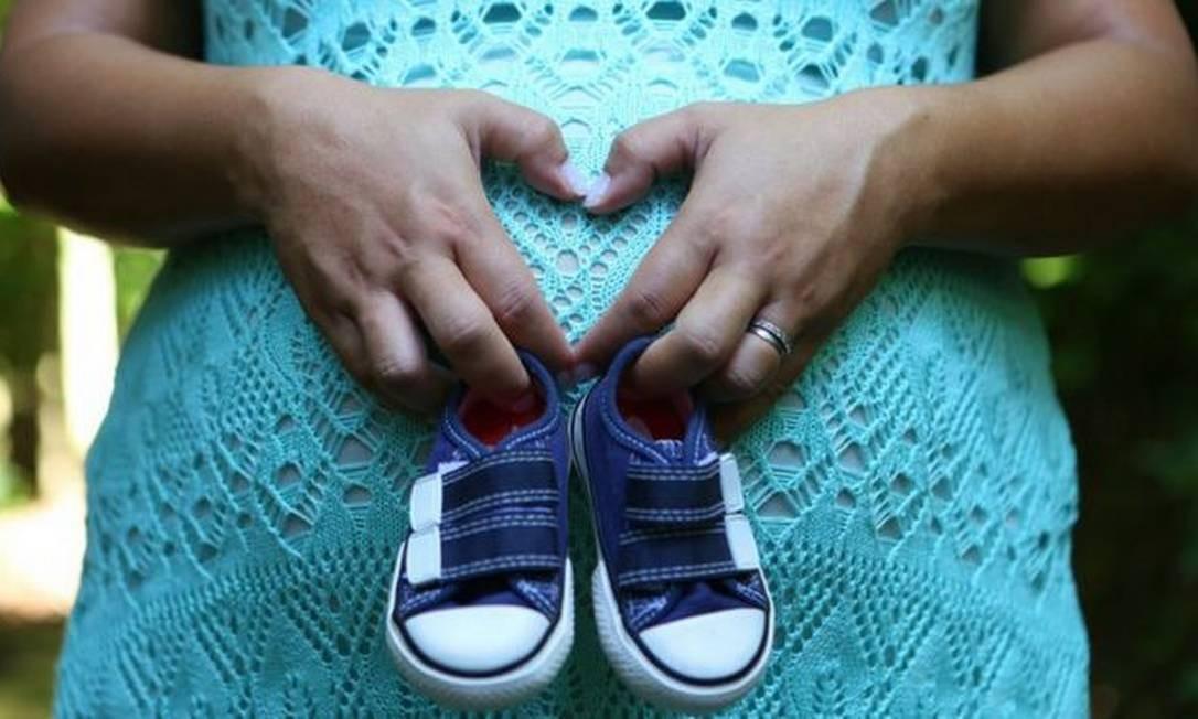 Centenas de milhares de mortes de bebês e mães podem acontecer como consequência da pandemia do coronavírus nos serviços de saúde Foto: Getty Images