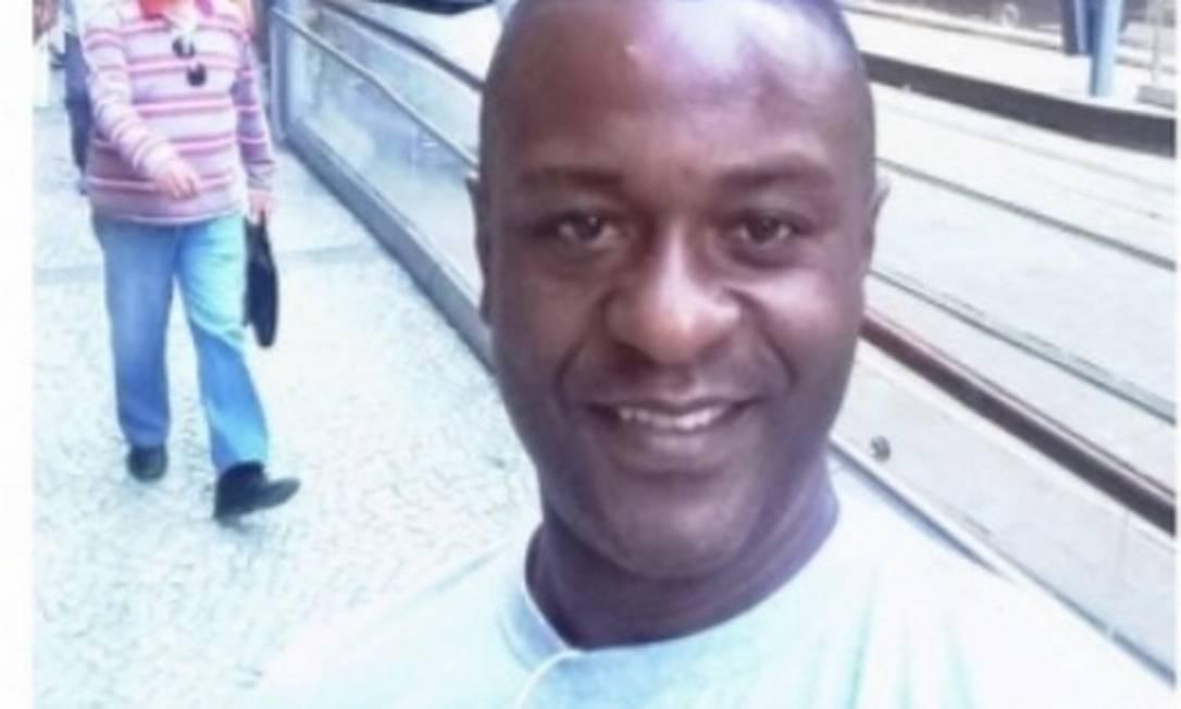 Marcelo Costa foi preso em Bangu Foto: Facebook / Reprodução