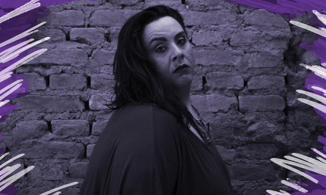 A atriz, dramaturga e diretora de teatro Eme Barbassa expôs em um vídeo comentários gordofóbicos e transfóbicos feitos no Twitter Foto: Lisa Cristine