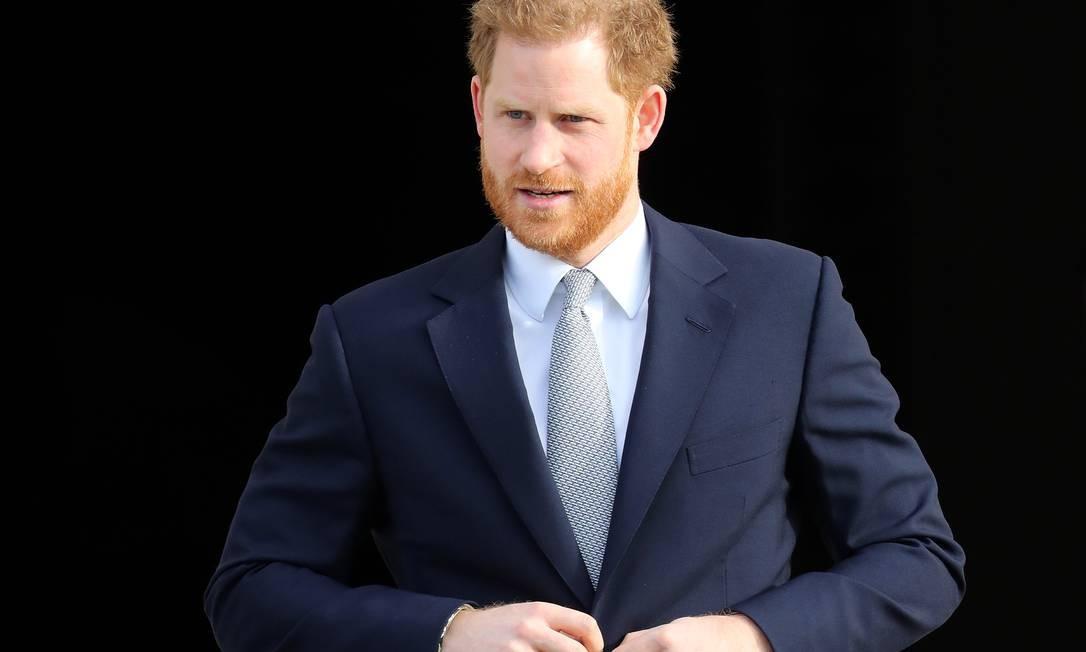 O príncipe Harry Foto: Chris Jackson / Getty Images