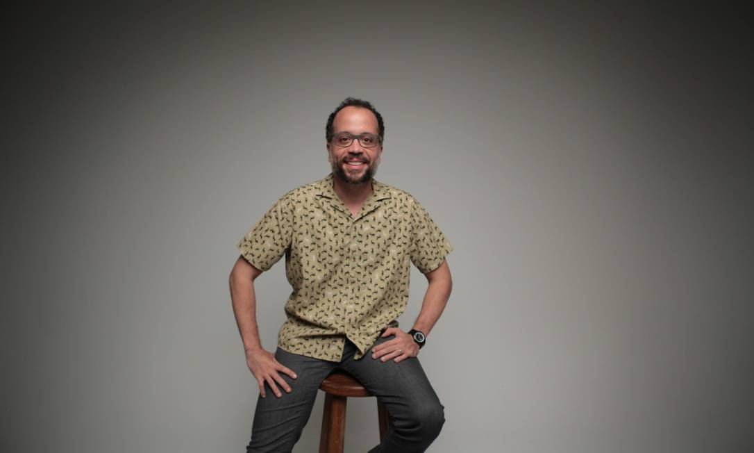 Raoni Seixas é diretor de elenco, e descobre talentos na Zona Norte Foto: Divulgação/Bernardo Segretto
