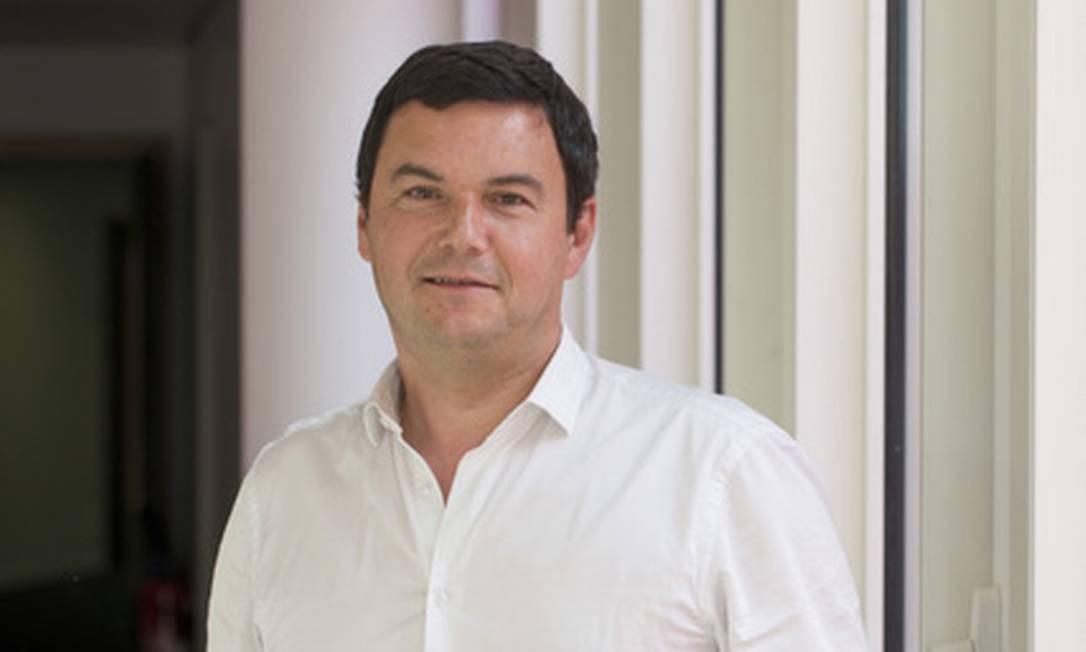 O economista francês Thomas Piketty: livro novo fala das desigualdades no mundo Foto: Jerome Panconi / ©PANCONI/Opale/24-05-2019