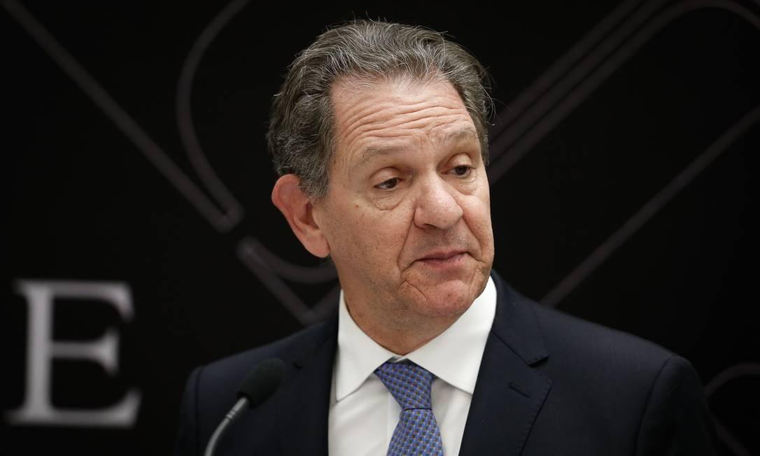 O presidente do STJ, João Otávio de Noronha Foto: Pablo Jacob/Agência O Globo