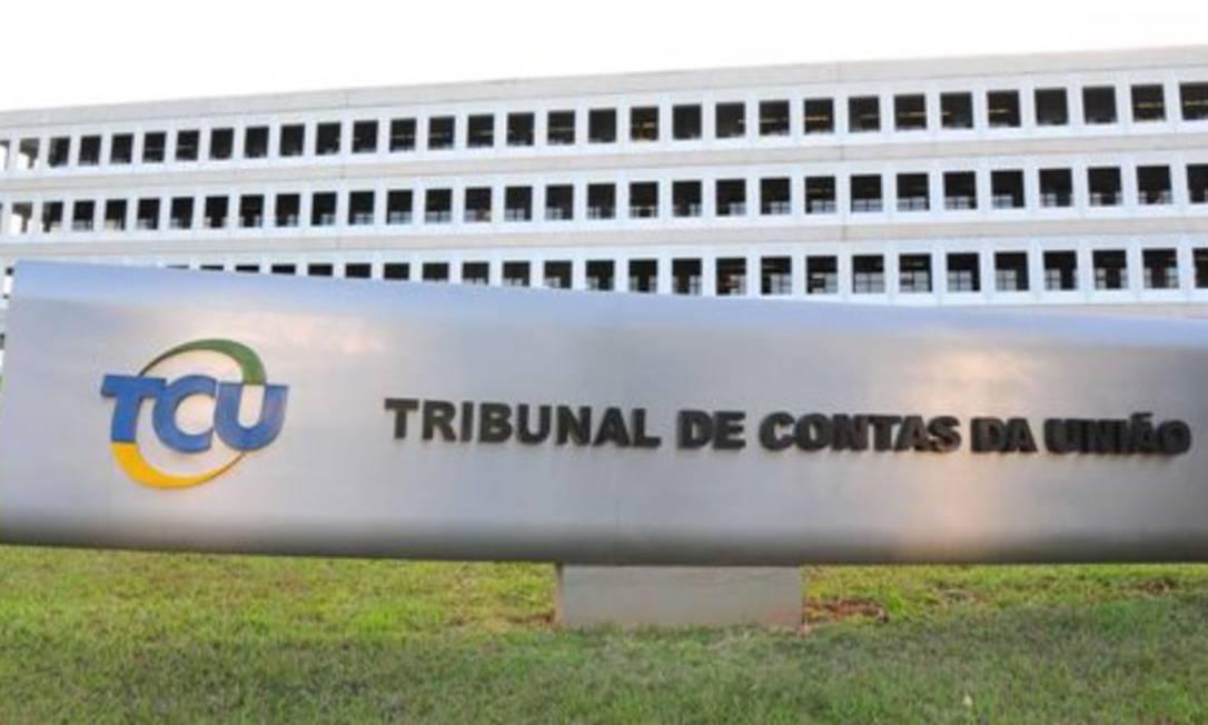 Tribunal de Contas da União Foto: TCU