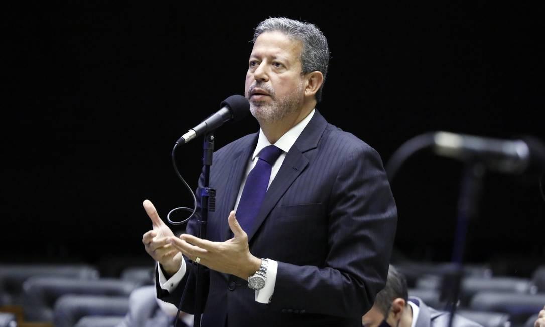 O deputador Arthur Lira (PP - AL) Foto: Maryanna Oliveira/Câmara dos Deputados