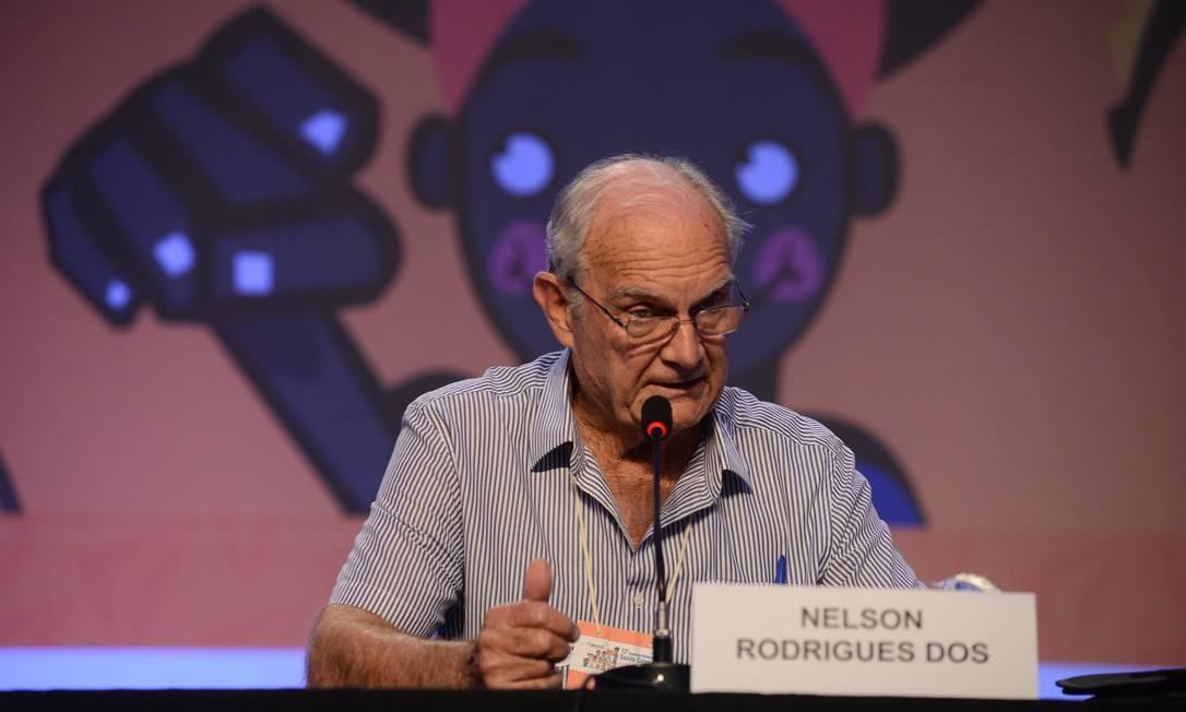 Nelson Rodrigues dos Santos Foto: Divulgação/Abrasco/George Magaraia