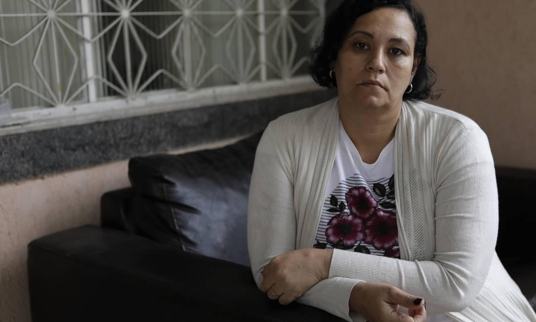 ECO Rio de Janeiro, RJ - 15/07/2020 Barbara Bueno, teve problemas com compras on-line duas vezes durante a pandemia. Foto: Luiza Moraes / Agência O Globo