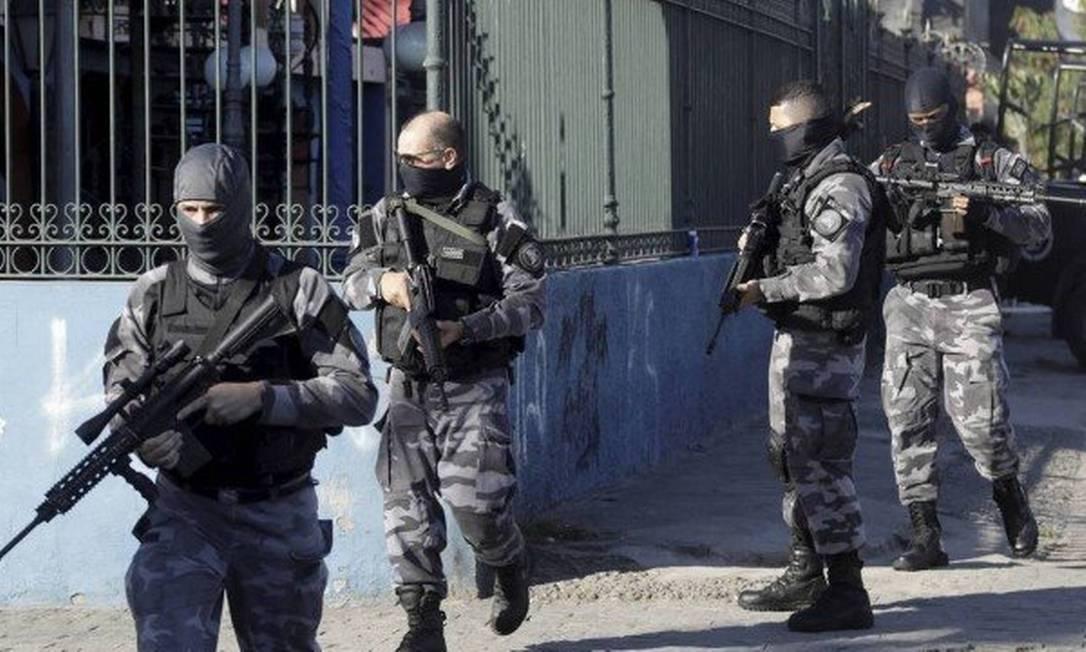 Determinação do Supremo Tribunal Federal restringiu a realização de operações policiais no estado durante a pandemia Foto: Gabriel de Paiva / Agência O Globo / Arquivo