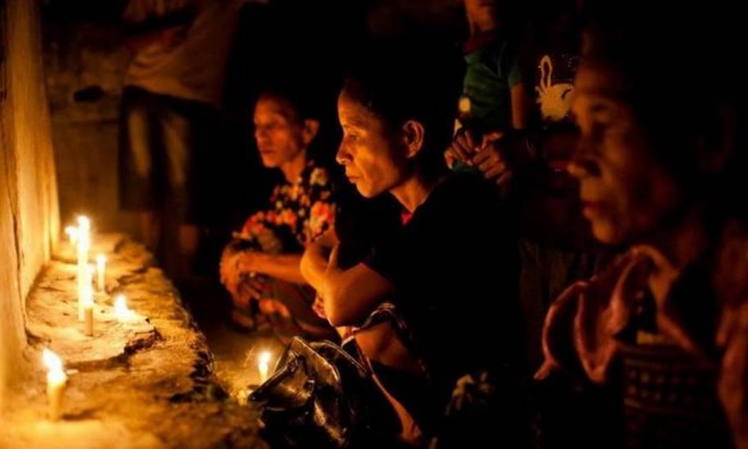 Autoridades prometeram acabar com sequestros de noivas na Indonésia Foto: GETTY IMAGES