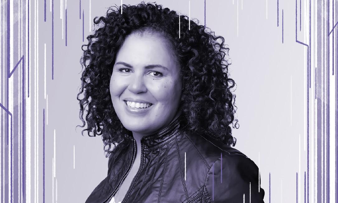 A pesquisadora americana Safiya Noble estuda como os algoritmos amplificam o racismo e o sexismo na sociedade Foto: Divulgação
