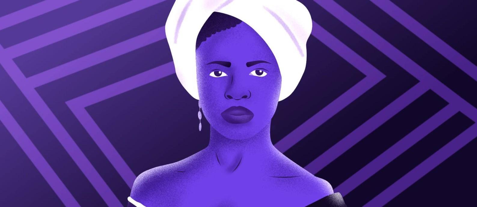Dia Nacional de Tereza de Benguela e da Mulher Negra: data tem como origem décadas de luta e resistência de mulheres negras Foto: Arte de Ana Luiza Costa