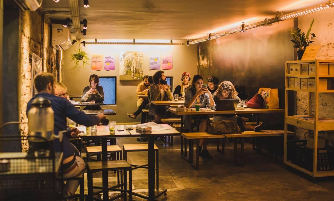 Depois de nove anos de trabalhos, bar não resistiu a crise instaurada por pandemia Foto: Comuna / Divulgação