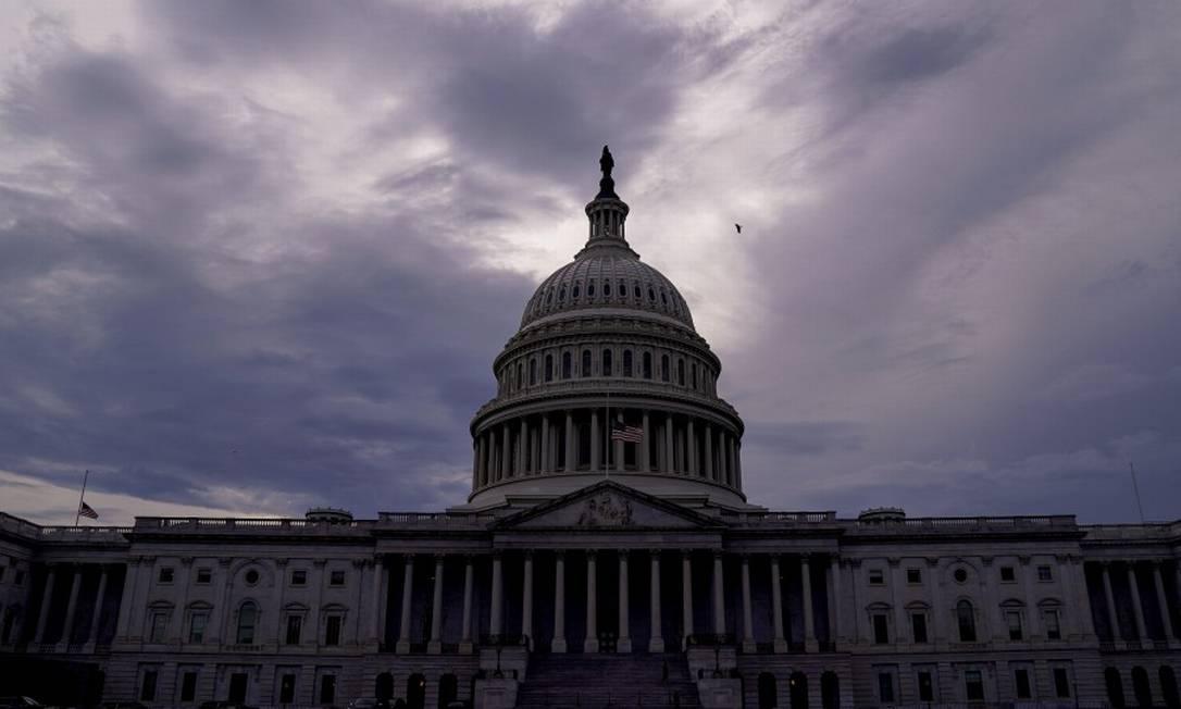 The U.S. Capitol is seen under storm clouds in Washington, U.S. July 23, 2020. REUTERS/Erin Scott Foto: ERIN SCOTT / REUTERS