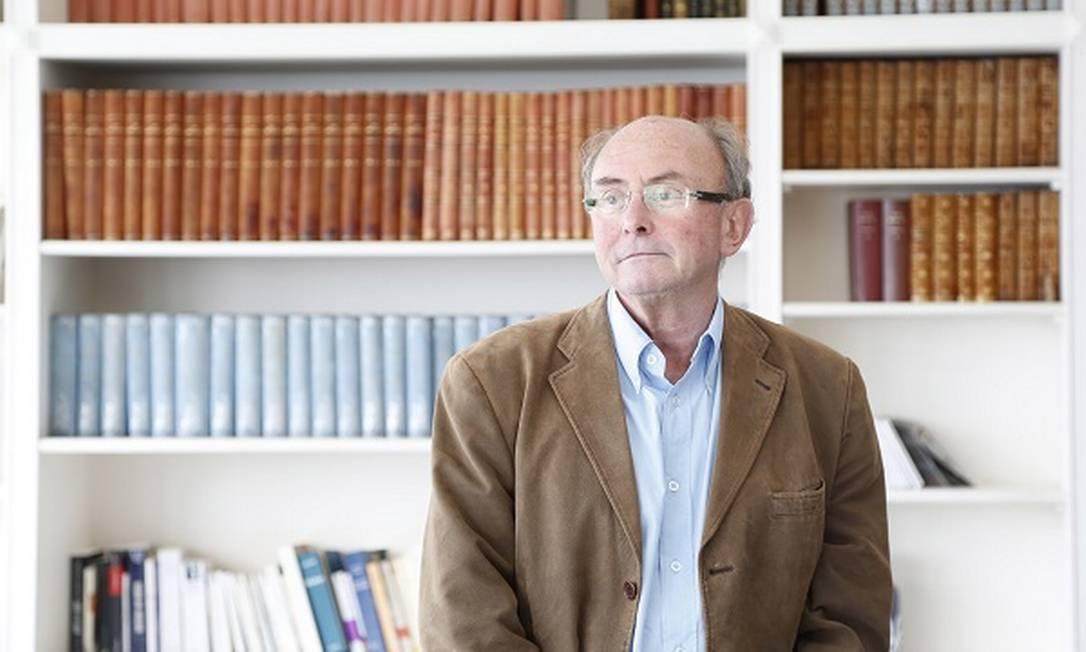 O sociólogo francês Dominique Wolton Foto: Fábio Rossi