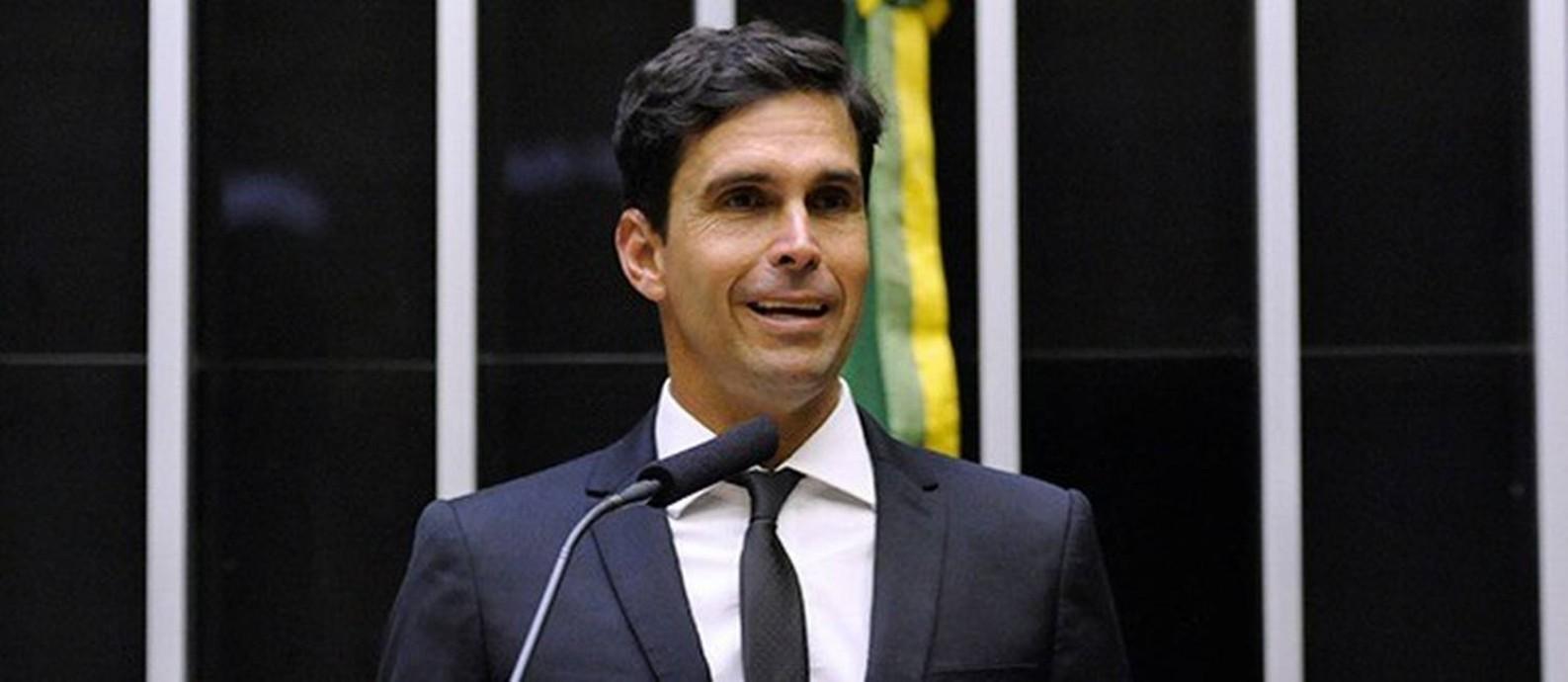 Deputado Luiz Lima (PSL-RJ) Foto: Câmara dos Deputados