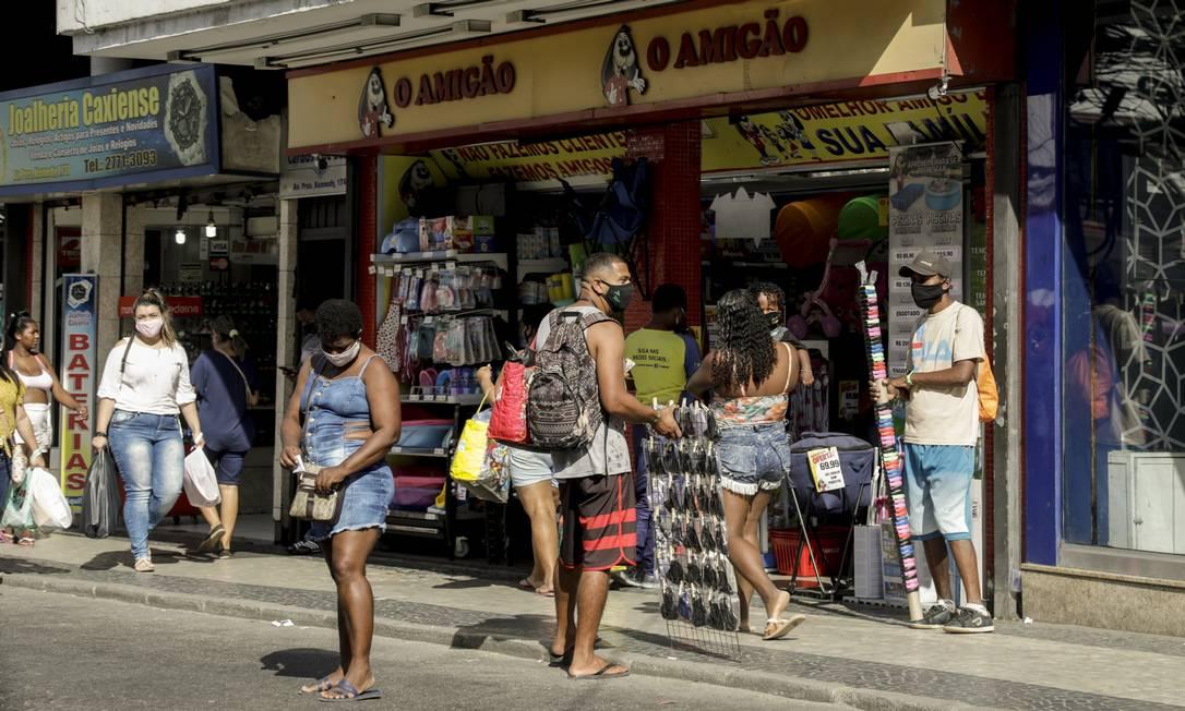 Recursos disponibilizados no Pronampe foram concedidos rapidamente Foto: Gabriel de Paiva em 25-6-2020 / Agência O Globo
