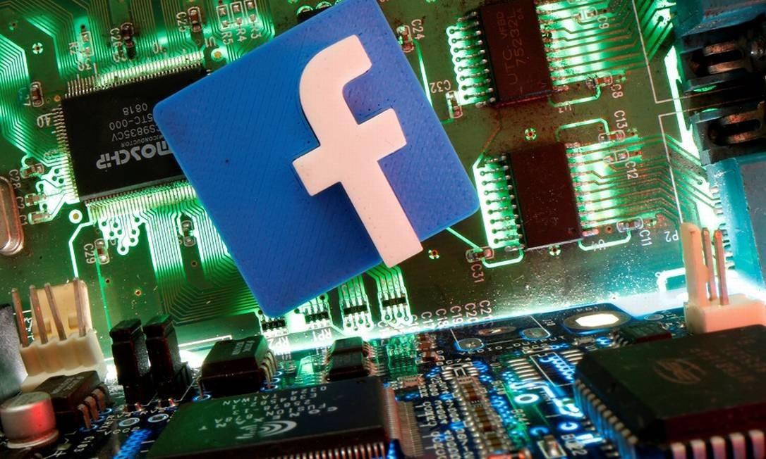 Facebook: prazo para entrega de dados adiado Foto: Dado Ruvic / REUTERS