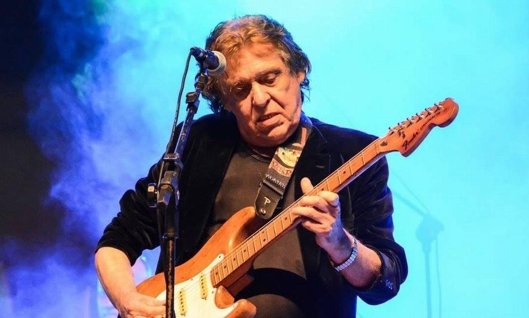 Morre vocalista da banda Renato e Seus Blue Caps, aos 76 anos Foto: Reprodução/Rede social