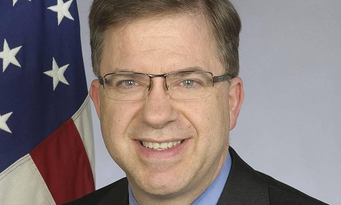 Todd Chapman, que assumiu o posto em março deste ano Foto: Divulgação
