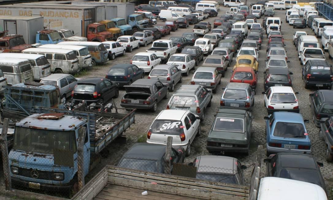 Empresas que desmontam e recuperam veículos terão novas regras Foto: Divulgação