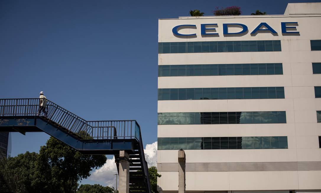 Cedae realiza manutenção no sistema Imunana-Laranjal no dia 5 Foto: Brenno Carvalho / Agência O Globo