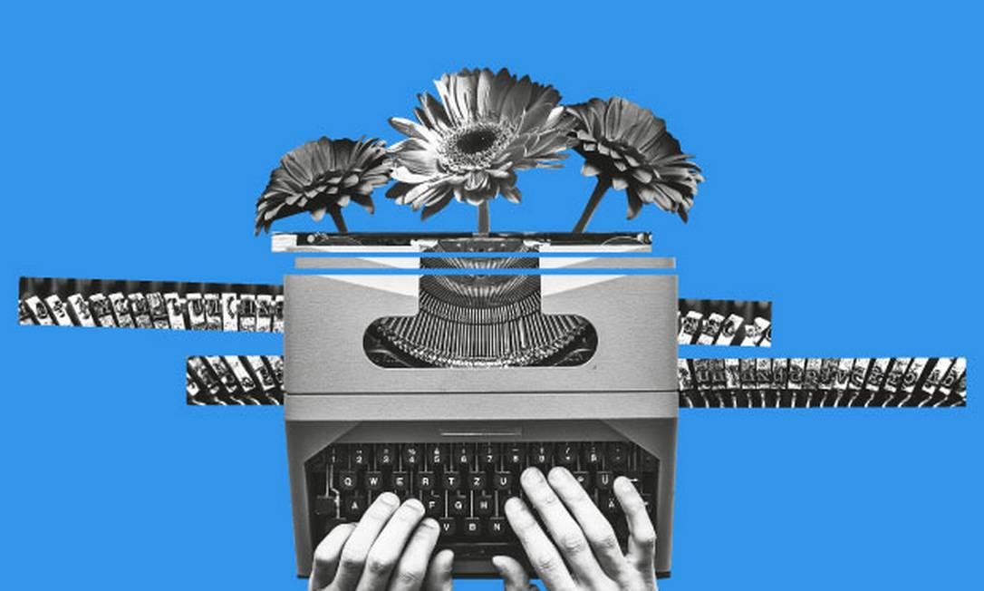 Mestres da prosa Foto: Arte O Globo
