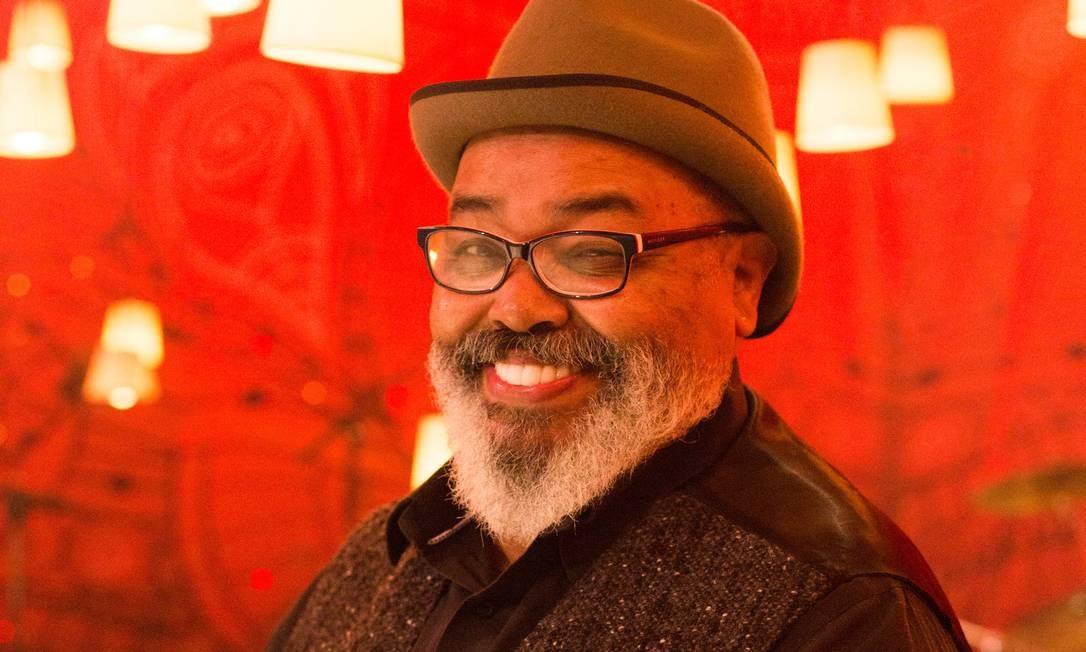 Jorge Aragão Foto: Divulgação/Marcos Hermes