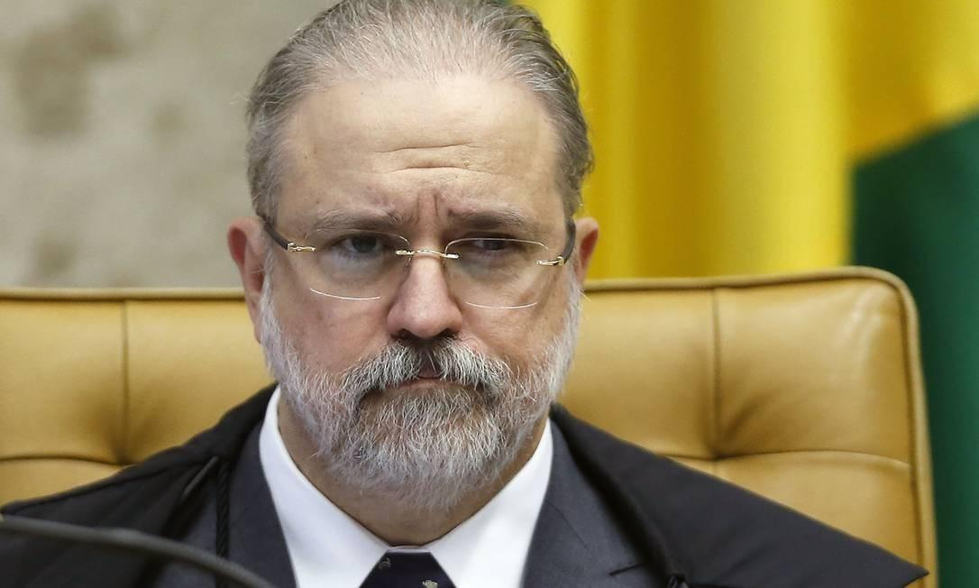 O procurador-geral da República, Augusto Aras 27/11/2019 Foto: Jorge William / Agência O Globo