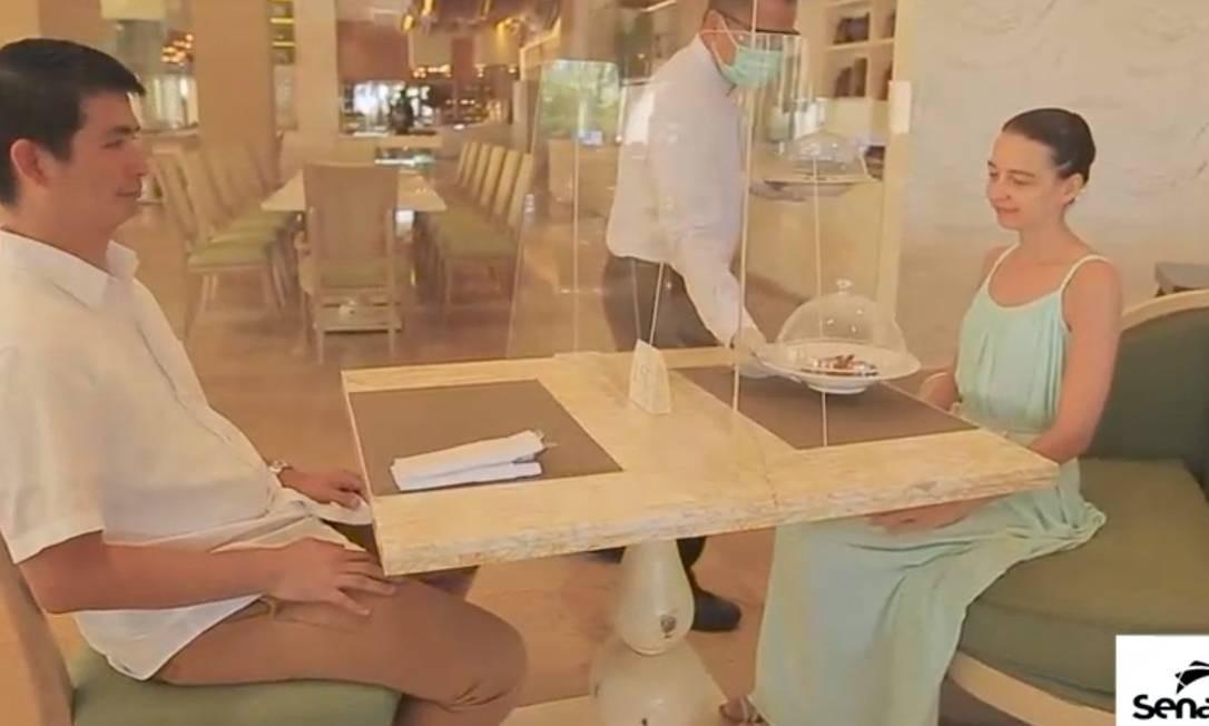 Senac lança programa de apoio à retomada do setor hoteleiro Foto: Divulgação Senac