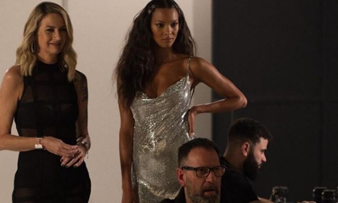 Bastidores de 'Born to Fashion' Foto: Instagram