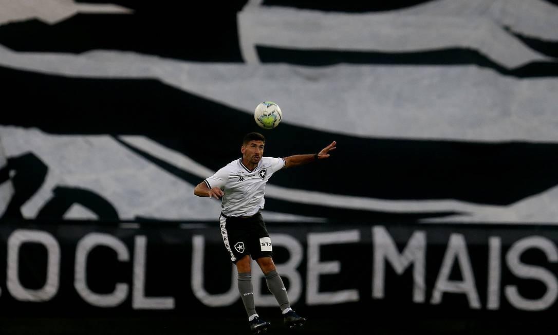Botafogo vive situação complicada nas finanças Foto: Vitor_Silva / Vitor Silva/Botafogo