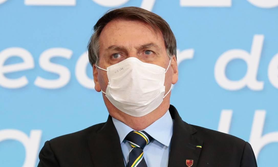 Presidente da República, Jair Bolsonaro Foto: Divulgação/Carolina Antunes/PR /
