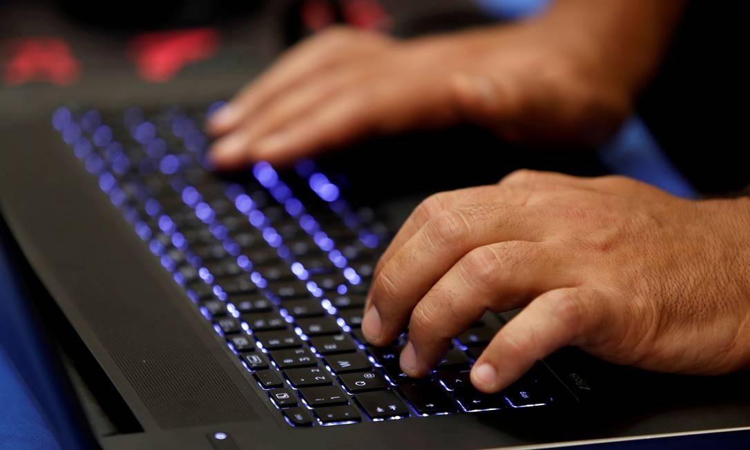 Universidades são alvo de hackers em SP Foto: Steve Marcus / Reuters