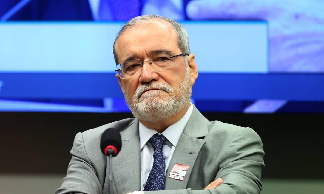 O ex-secretário da Receita Federal Everardo Maciel fez críticas à reforma tributária proposta pelo governo Foto: Jorge William / Arquivo