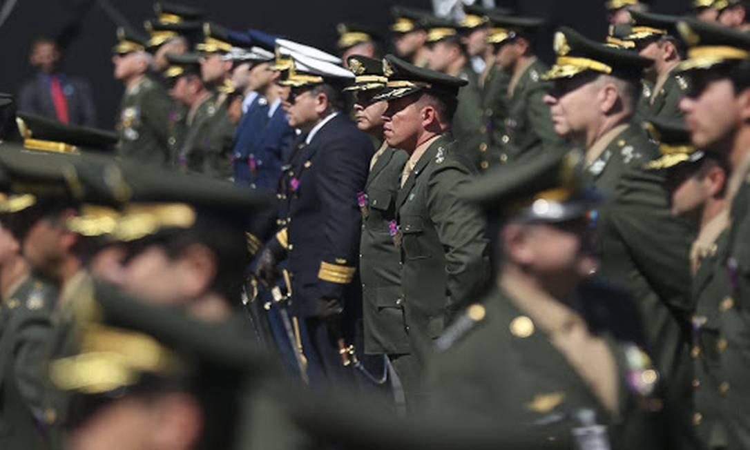 AGU defende que Forças Armadas têm missão de repelir movimentos para extinguir a tripartição de poderes Foto: José Cruz/Agência Brasil