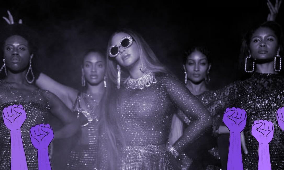 """Beyoncé lançou o álbum visual """"Black is king"""" nesta sexta-feira (31) Foto: Reprodução"""