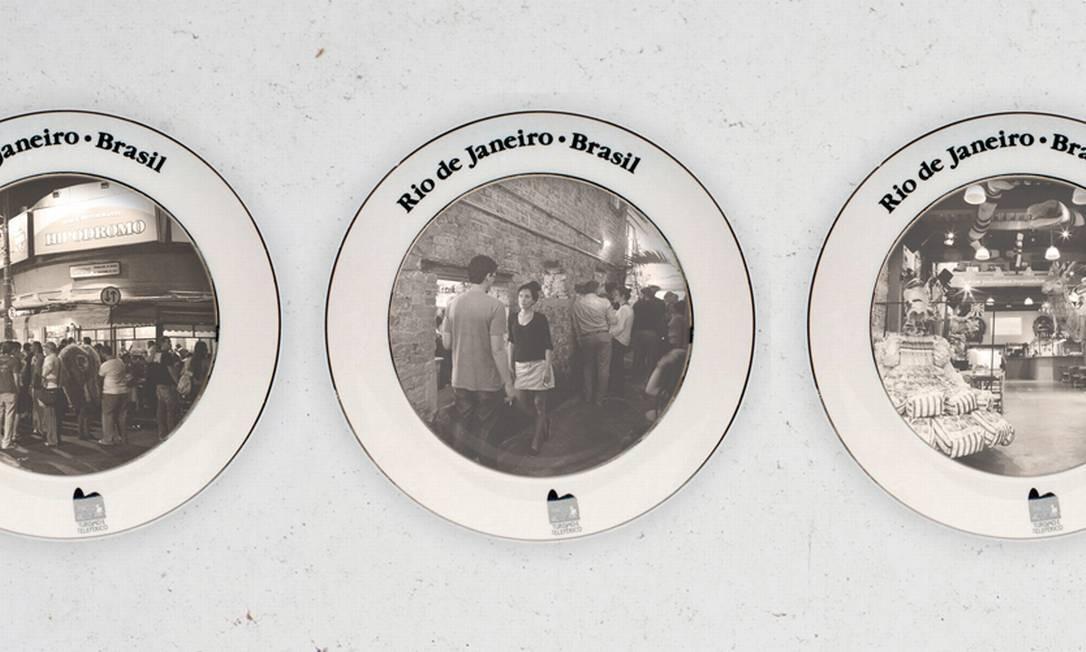 Da esquerda para a direita: o Bar Hipódromo, o Comuna e o Baródromo. Espaços afetivos que fecharam as portas durante a pandemia. Foto: Arte de Fernanda Rossi / Fotos de acervo