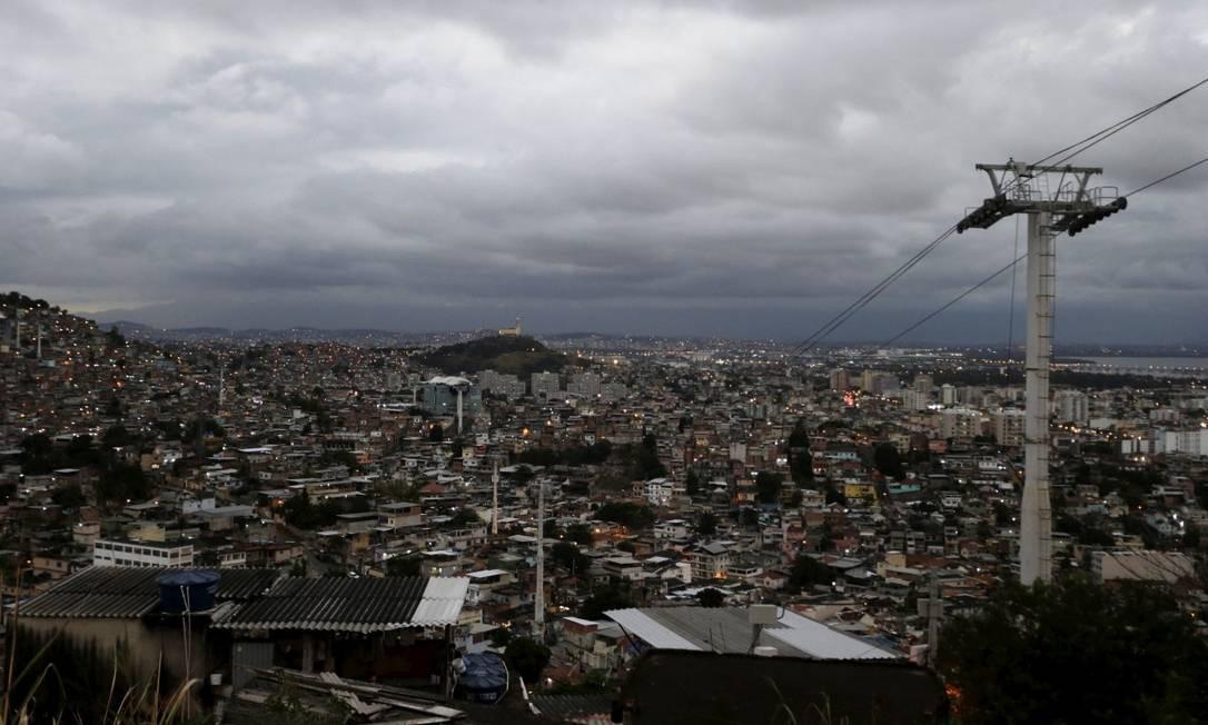 Bonsucesso tem a maior taxa de mortalidade por Covid-19, segundo Ipea Foto: Agência O Globo/Gabriel de Paiva