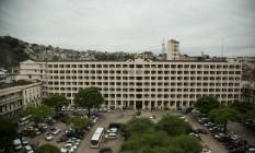 Palácio Duque de Caxias, sede do Comando Militar do Leste Foto: Brenno Carvalho em 27-12-2018 / Agência O Globo